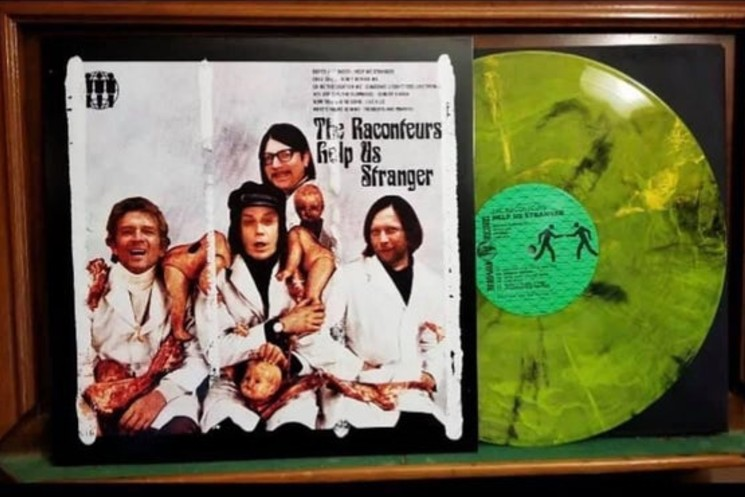 The Raconteurs' 'Help Us Stranger' Features a Secret Tribute to the Beatles
