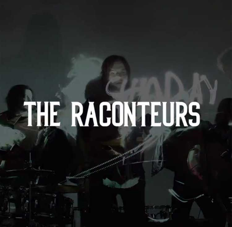 The Raconteurs Tease Their First New Music in a Decade