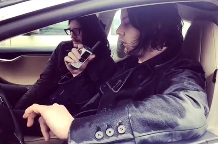Jack White Mixed a New Raconteurs Song with an FM Transmitter and Walkie Talkie