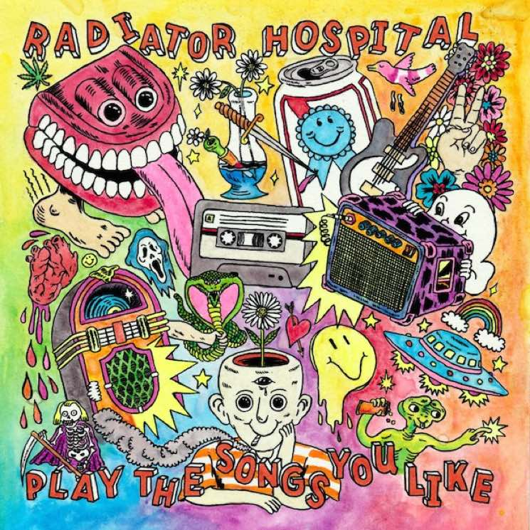 Radiator Hospital Play the Songs You Like