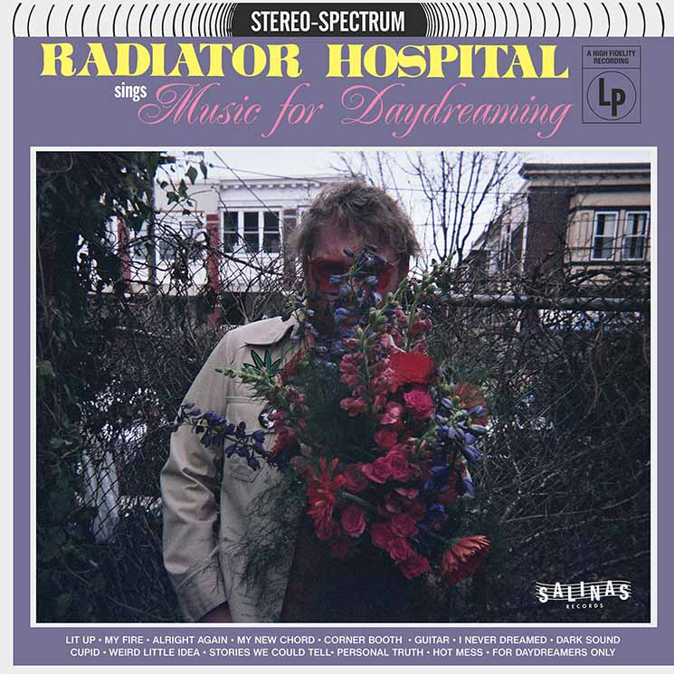 "Radiator Hospital Sings ""Music for Daydreaming"""