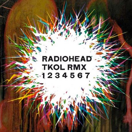 Radiohead TKOL RMX 1234567
