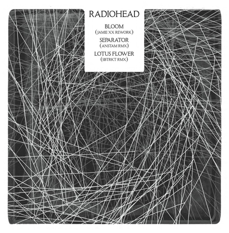 "Radiohead ""Bloom"" (Jamie XX remix)"