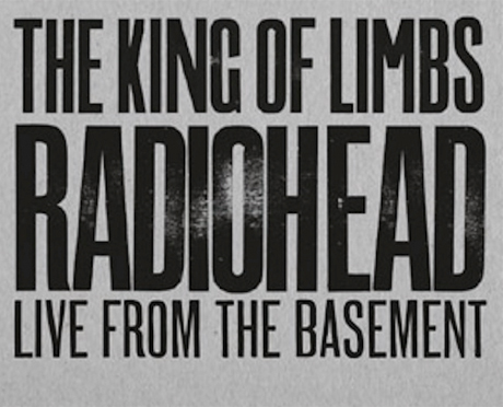 Radiohead to Deliver 'The King of Limbs: Live from the Basement' DVD