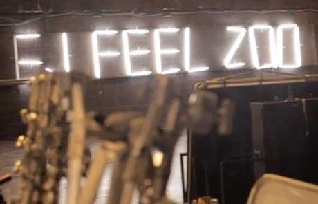 Radio Radio Announce 'Ej feel zoo' LP