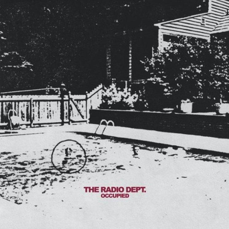 "Radio Dept. ""Occupied"""