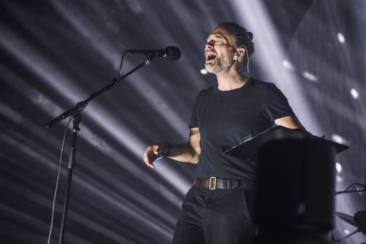 ​Radiohead Call on Those Involved in Toronto Stage Collapse to Take Responsibility