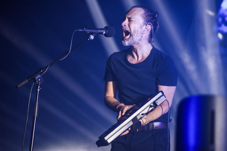 Radiohead's Fatal Toronto Stage Collapse Set for Coroner's Inquest