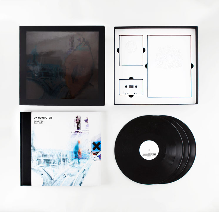 Radiohead Hid a Secret Computer Code on Their 'OKNOTOK' Cassette