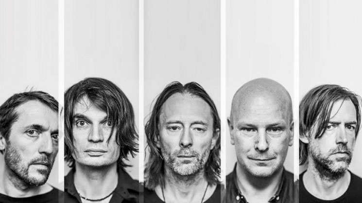 ​Radiohead Aren't Getting Inducted into the Rock and Roll Hall of Fame This Time
