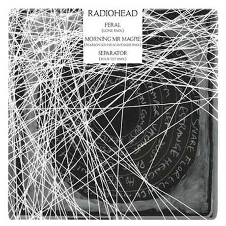 Radiohead Tap Four Tet, Lone and Pearson Sound for Next Remix 12-Inch