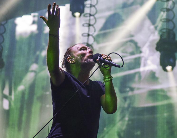 Radiohead / Junun Scotiabank Arena, Toronto ON, July 19