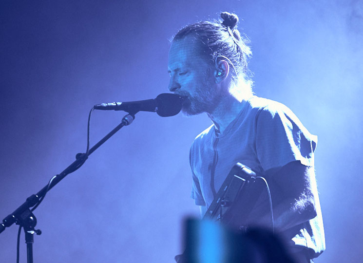 Watch Radiohead's 1994 Performance at the Astoria in London