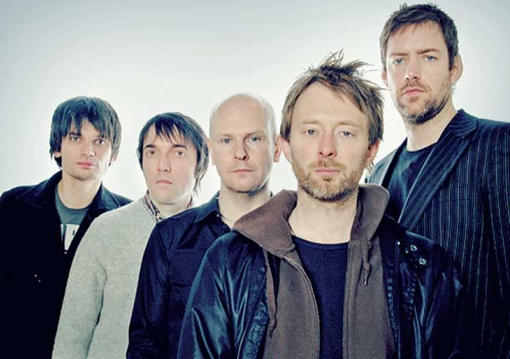 Radiohead's Lethal Stage Collapse Results in Mistrial