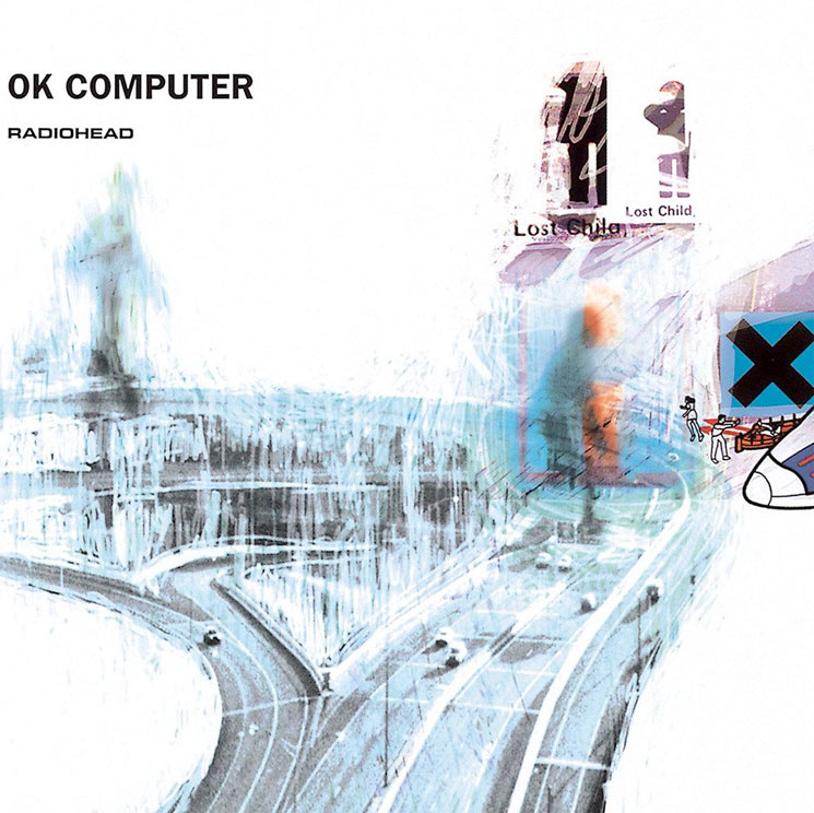 18 Hours of Radiohead's 'OK Computer' Sessions Leak Online