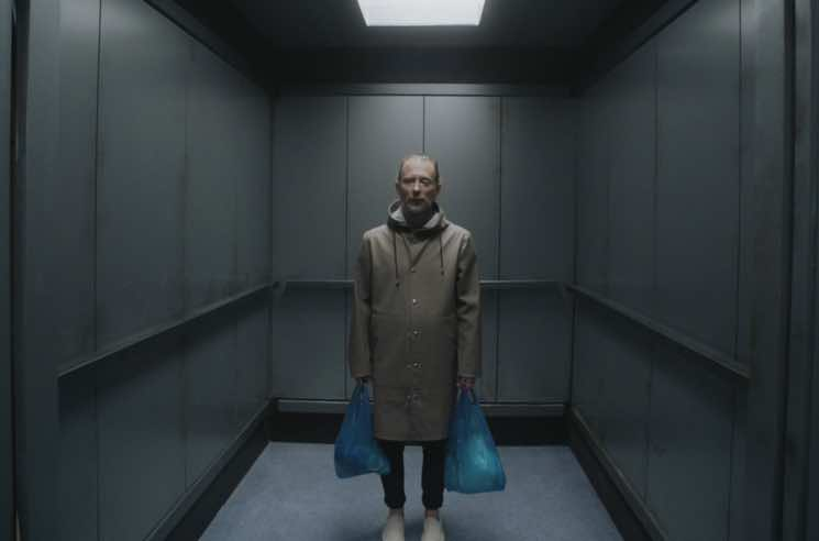 Radiohead 'Lift' (video)