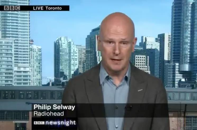 ​Radiohead's Philip Selway on the Band's Return to Toronto: 'It's Very Frustrating'