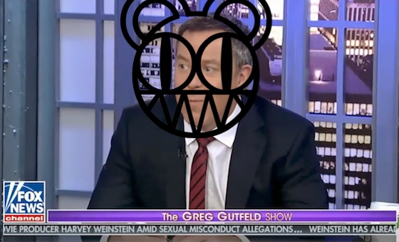 "Fox News' Greg Gutfeld Calls Radiohead ""the Poor Man's Coldplay"""