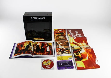 Raekwon Releases Deluxe Purple Cassette Reissue of 'Only Built 4 Cuban Linx'