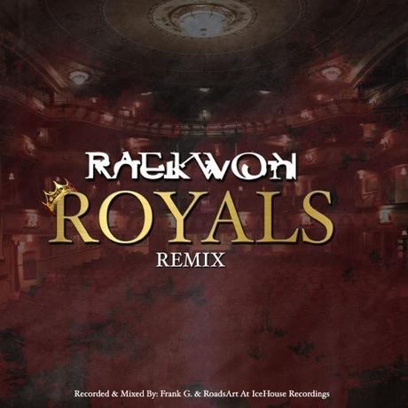 "Raekwon ""Royals"" (Lorde remix) / ""It's My Thing"""