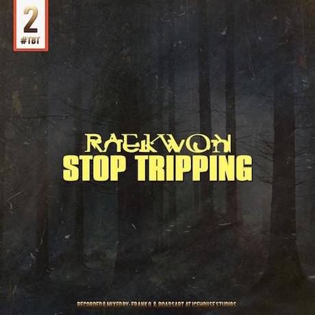"""Raekwon """"Stop Tripping"""""""