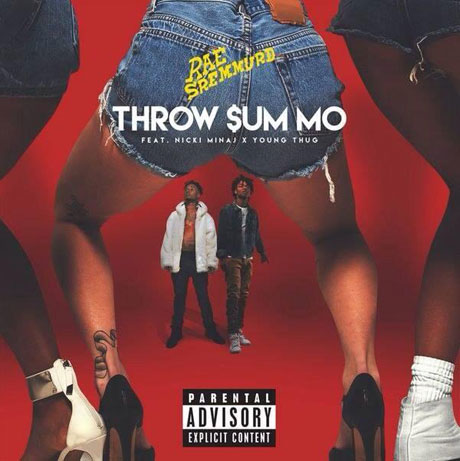 "Rae Sremmurd ""Throw Some Mo"" (ft. Nicki Minaj and Young Thug)"