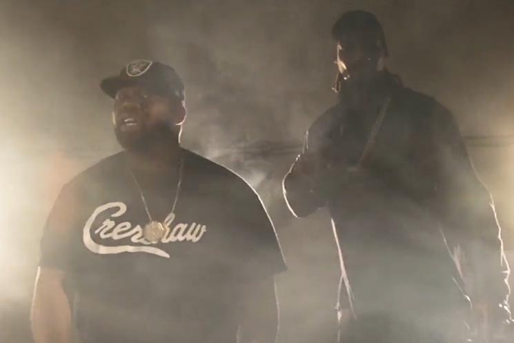 "Raekwon ""1,2 1,2"" (ft. Snoop Dogg) (video)"