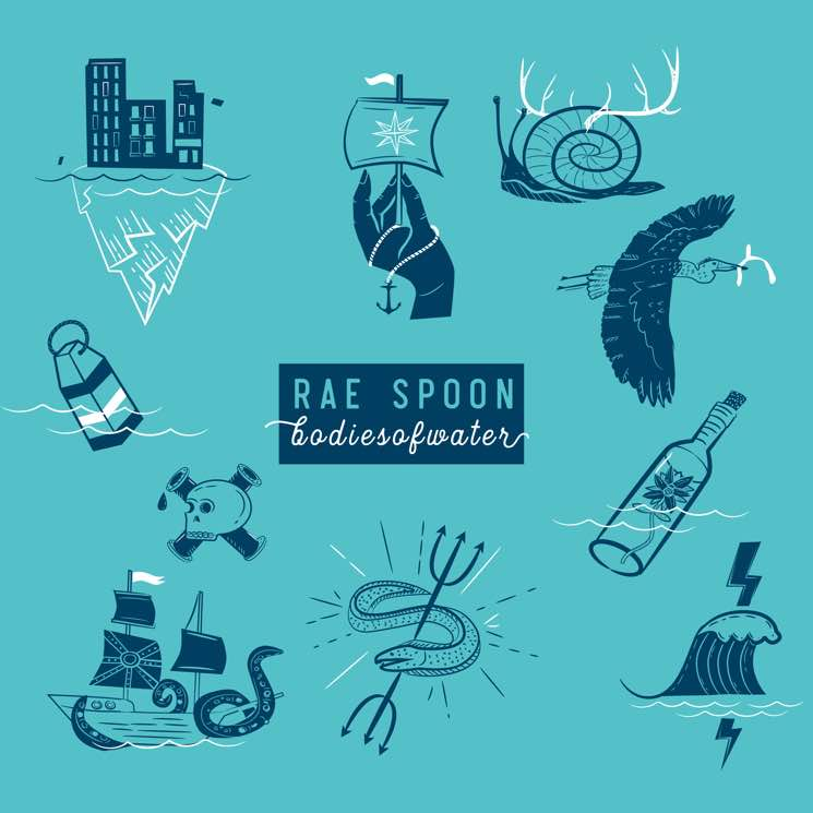 ​Rae Spoon Unveils 'Bodiesofwater' LP, Maps Out Canadian Tour