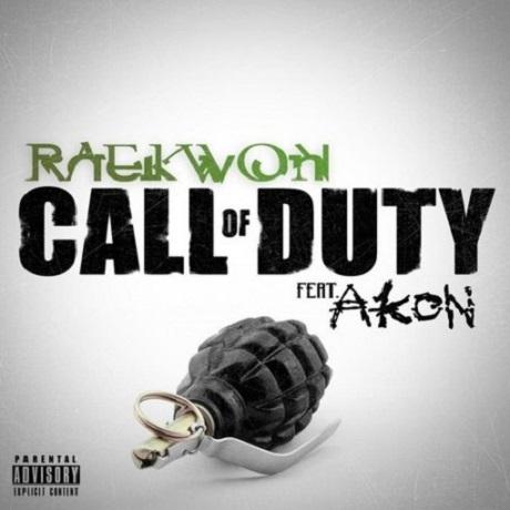 """Raekwon """"Call of Duty"""" (ft. Akon)"""