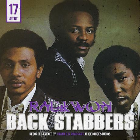 """Raekwon """"Back Stabbers"""""""