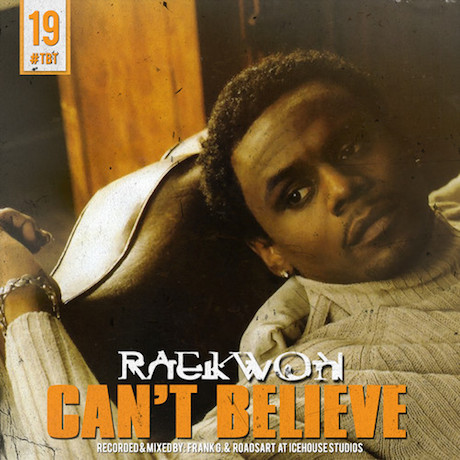 "Raekwon ""Can't Believe"""
