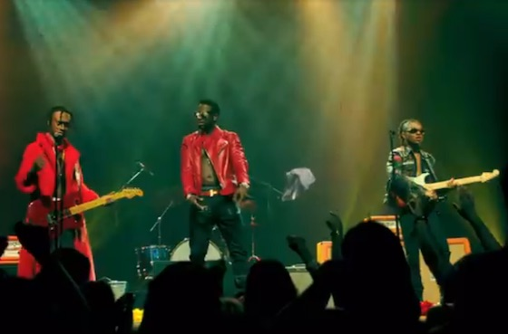 "Rae Sremmurd ""Black Beatles"" (ft. Gucci Mane) (video)"