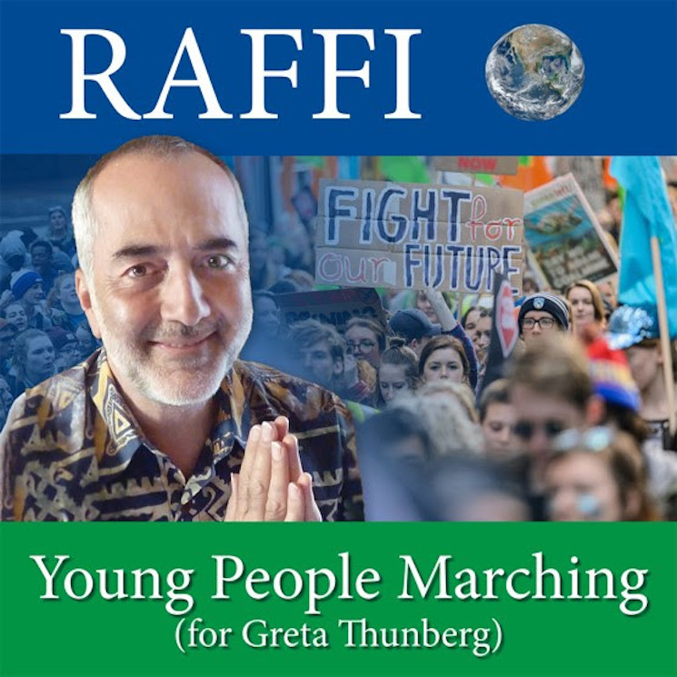 Raffi Releases Climate Protest Anthem for Greta Thunberg