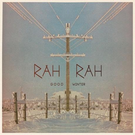 "Rah Rah ""Good Winter"""