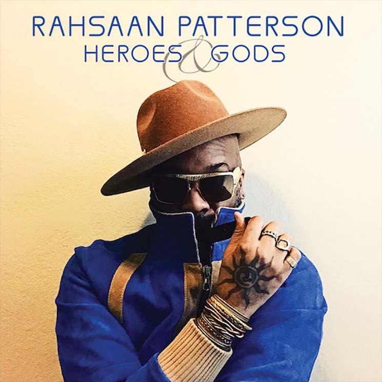Rahsaan Patterson Heroes & Gods