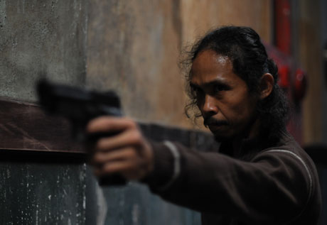 The Raid: Redemption Gareth Evans