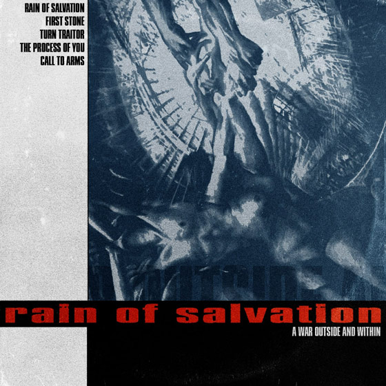 "Hear Metallic Hardcore Band Rain of Salvation's Straight Edge ""Call to Arms"""