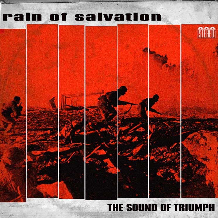"Rain of Salvation Return with ""The Sound of Triumph"""