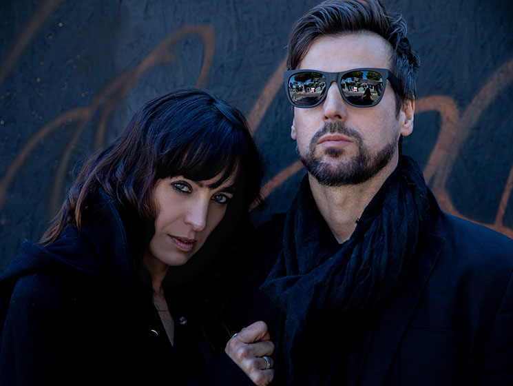 Raine Maida and Chantal Kreviazuk (Moon Vs. Sun) The Exclaim! Questionnaire