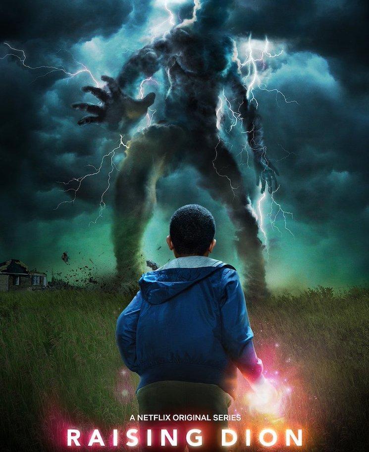 Netflix Renews Michael B. Jordan Series 'Raising Dion'