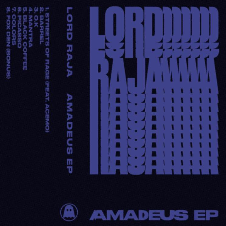 Lord RAJA Amadeus EP