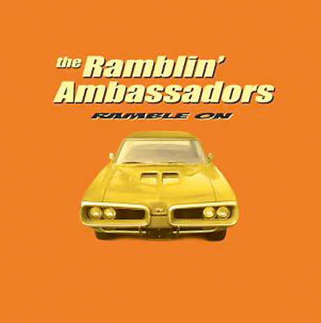 The Ramblin' Ambassadors 'Ramble On' with New LP