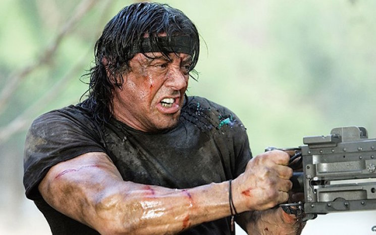 Sylvester Stallone Not Working on 'Rambo: New Blood' TV Series