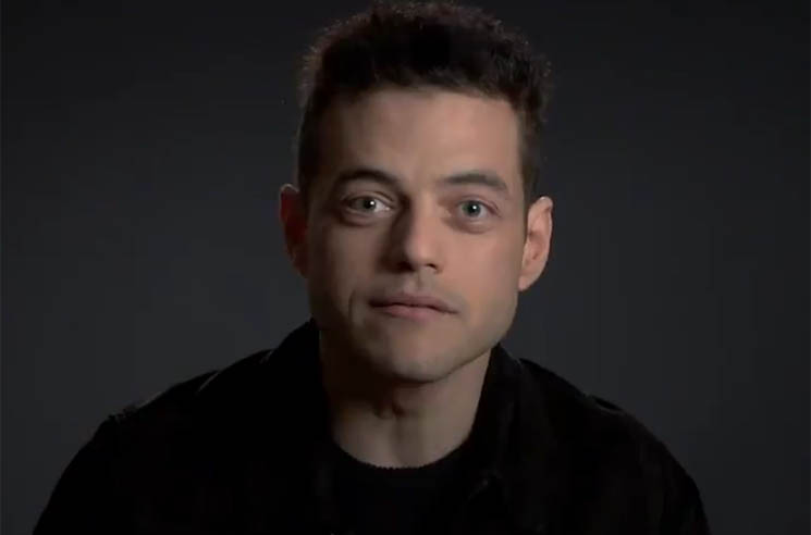 ​Rami Malek to Play Villain in 'Bond 25'