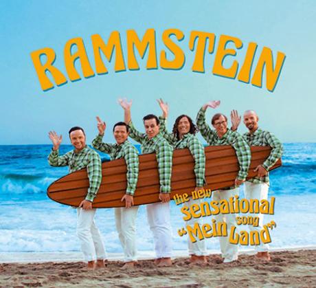 """Rammstein """"Mein Land"""" (video) / (Mogwai remix)"""
