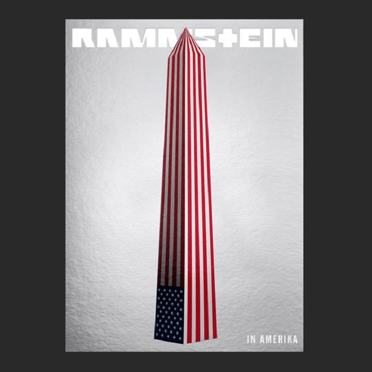 Rammstein Reveal 'Rammstein in Amerika' Documentary