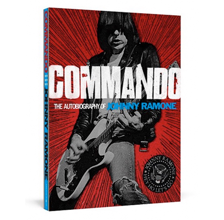 Johnny Ramone to Release Posthumous Autobiography