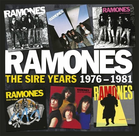 Ramones' First Six Albums Collected in New Box Set