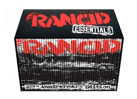 Rancid Celebrate 20th Anniversary With Giant 7-Inch Box Set