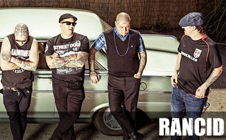 Rancid to Play Quebec's Amnesia Rockfest